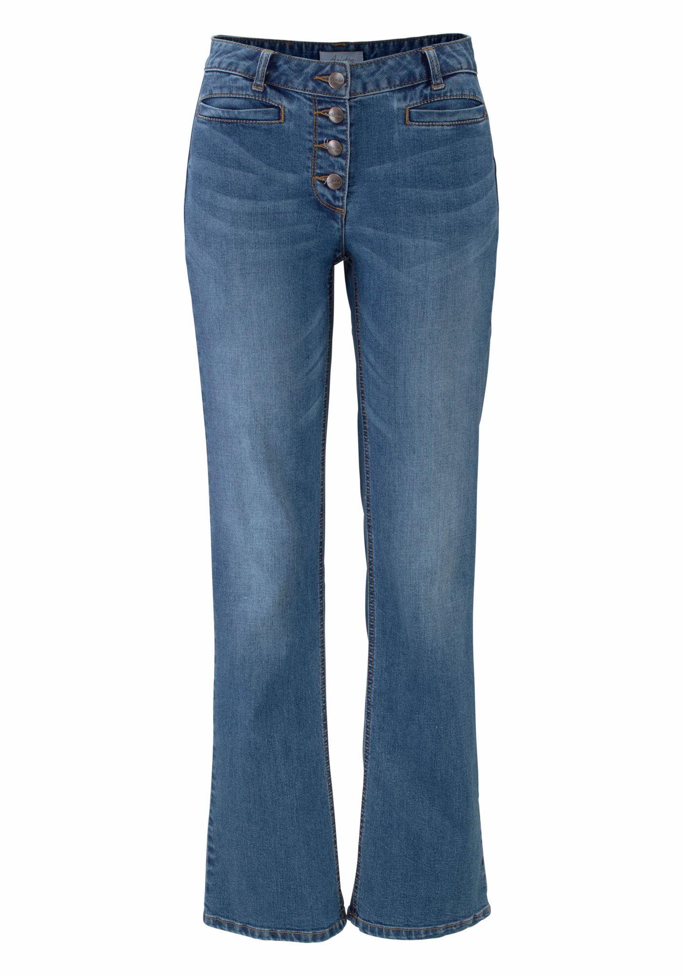ANISTON Aniston Bootcut-Jeans