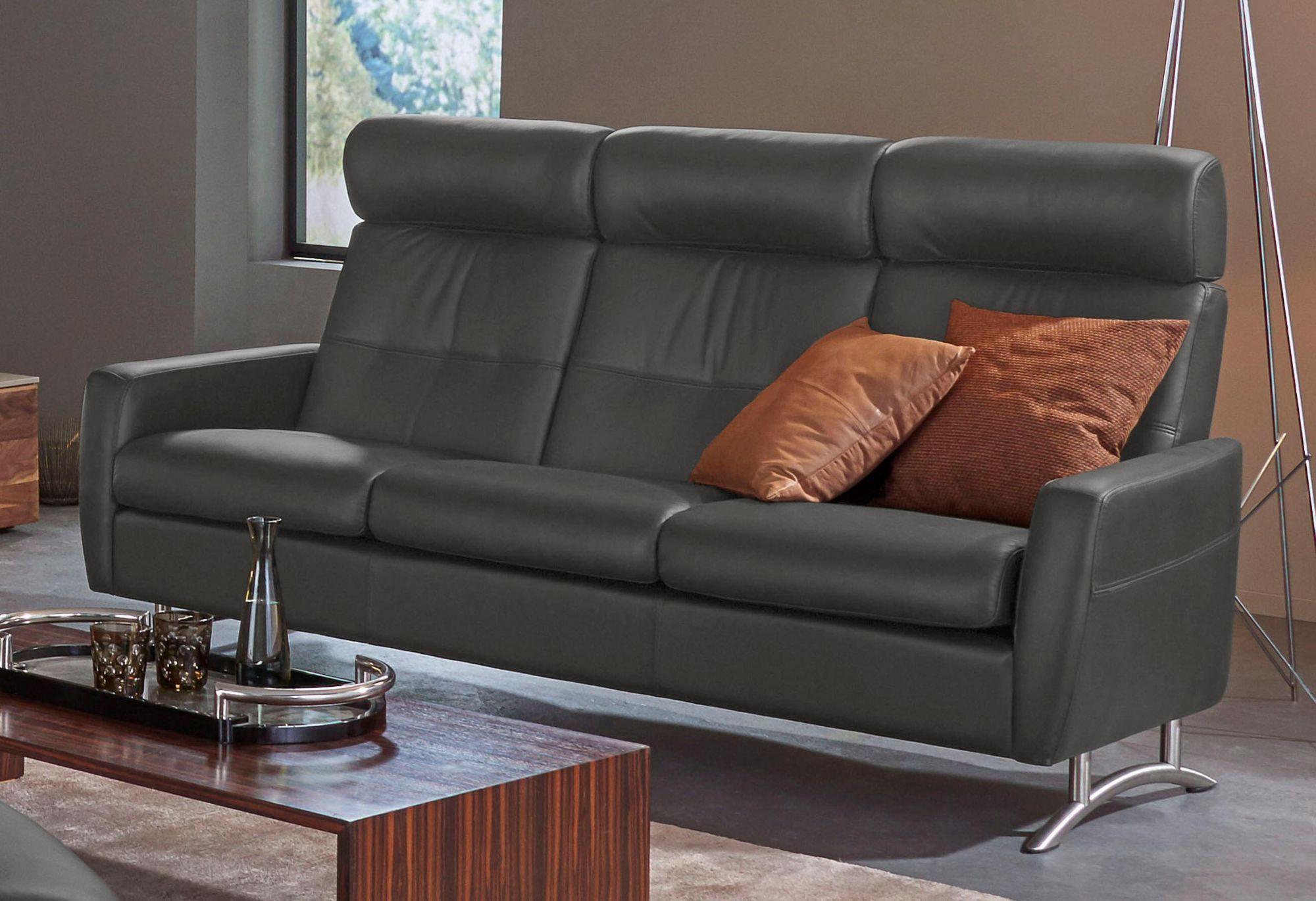 ROOMED 3-Sitzer Comfort Sofa »Stella C100HB«