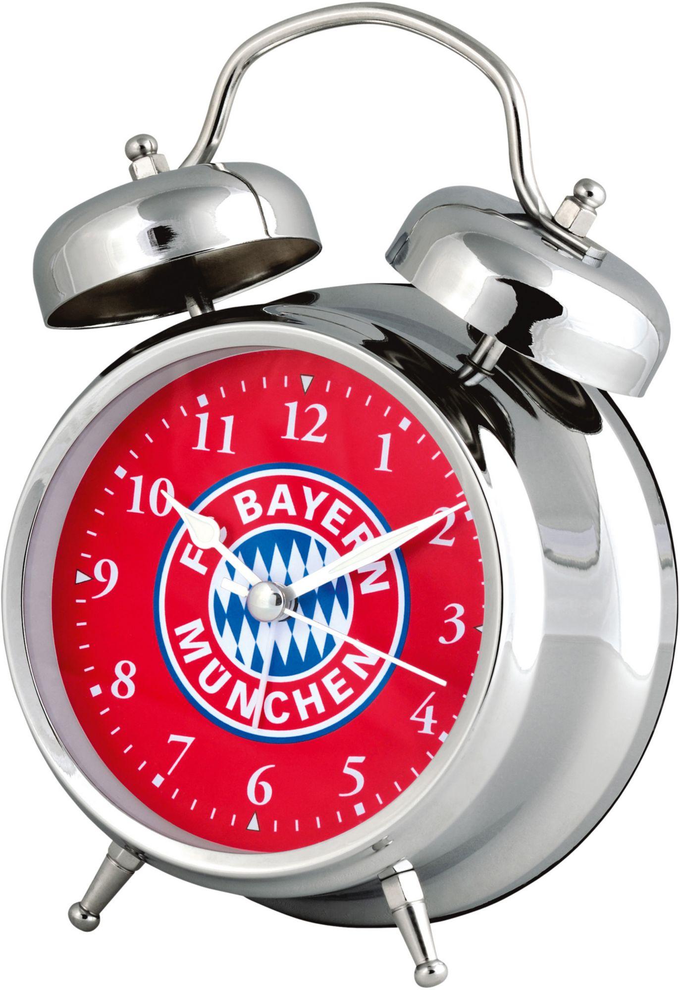 FC BAYERN FC Bayern München Wecker, »19020«