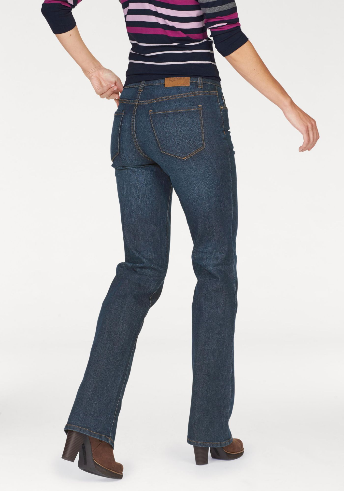 CHEER Cheer 5-Pocket-Jeans »Beate«