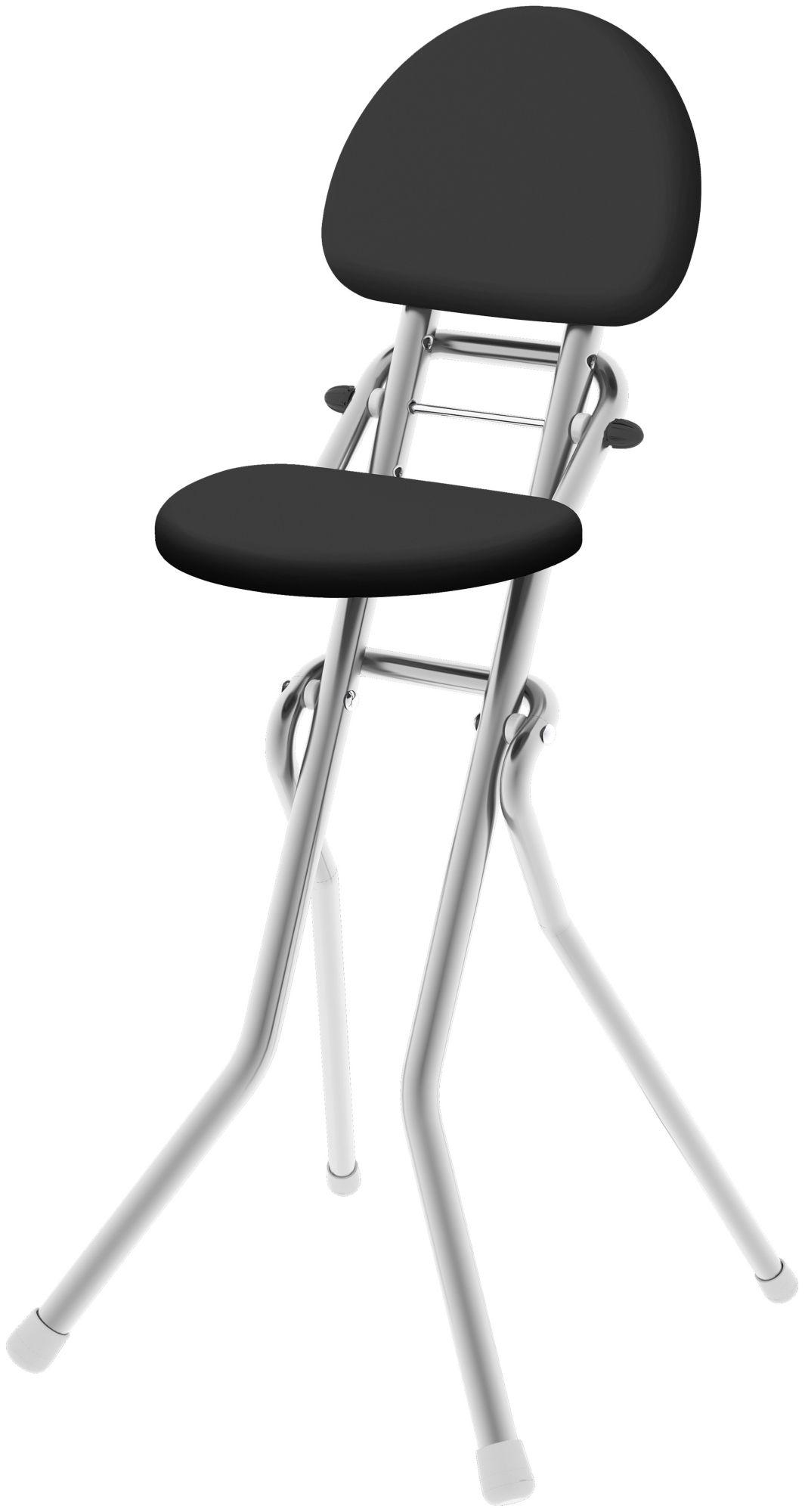 COLOMBO NEWSCAL Colombo Newscal Bügelbrett Stehhilfe »Amigo« mit gepolsterter Rückenlehne