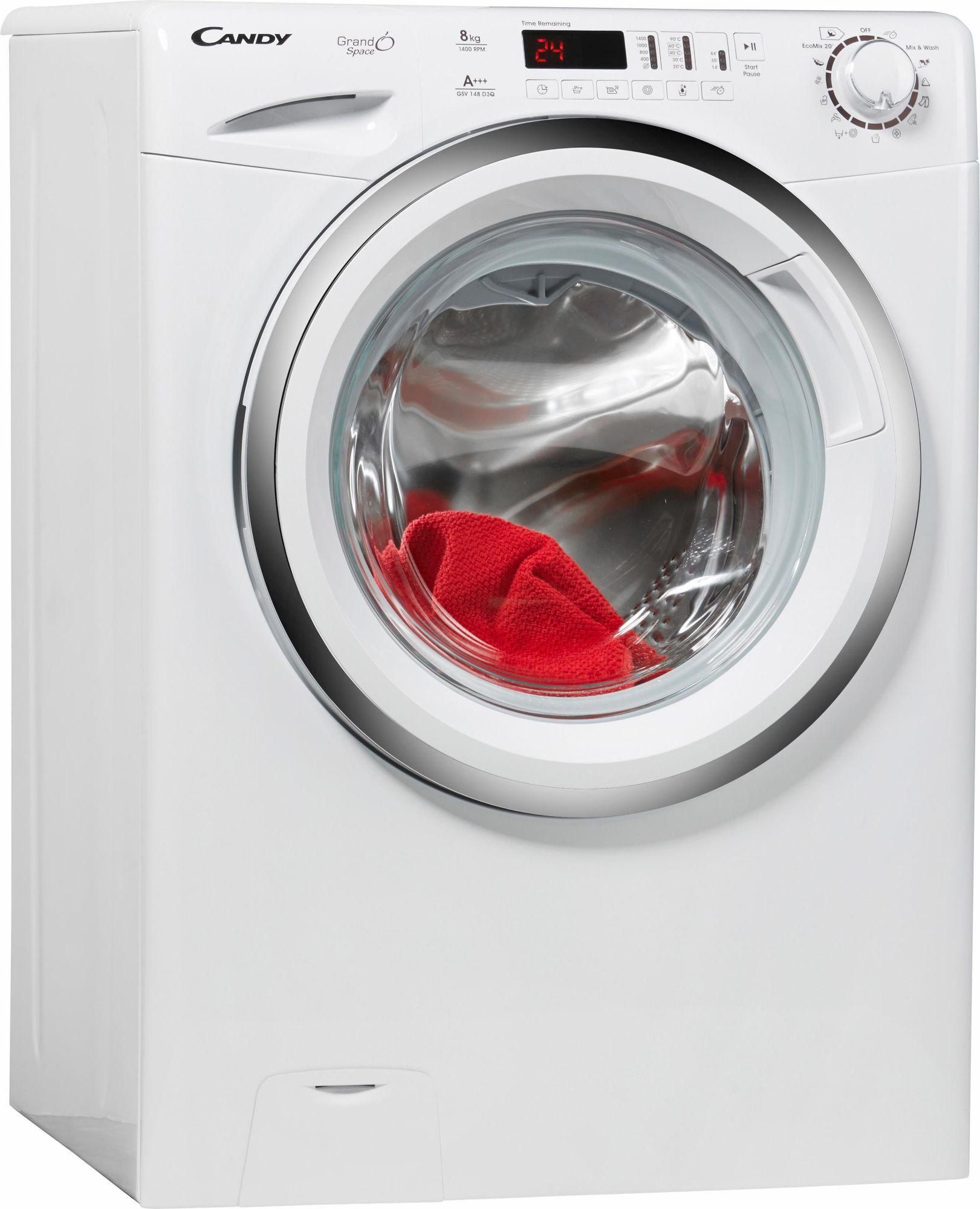 CANDY Candy Waschmaschine GSV 148D3Q-S, A+++, 8 kg, 1400 U/Min