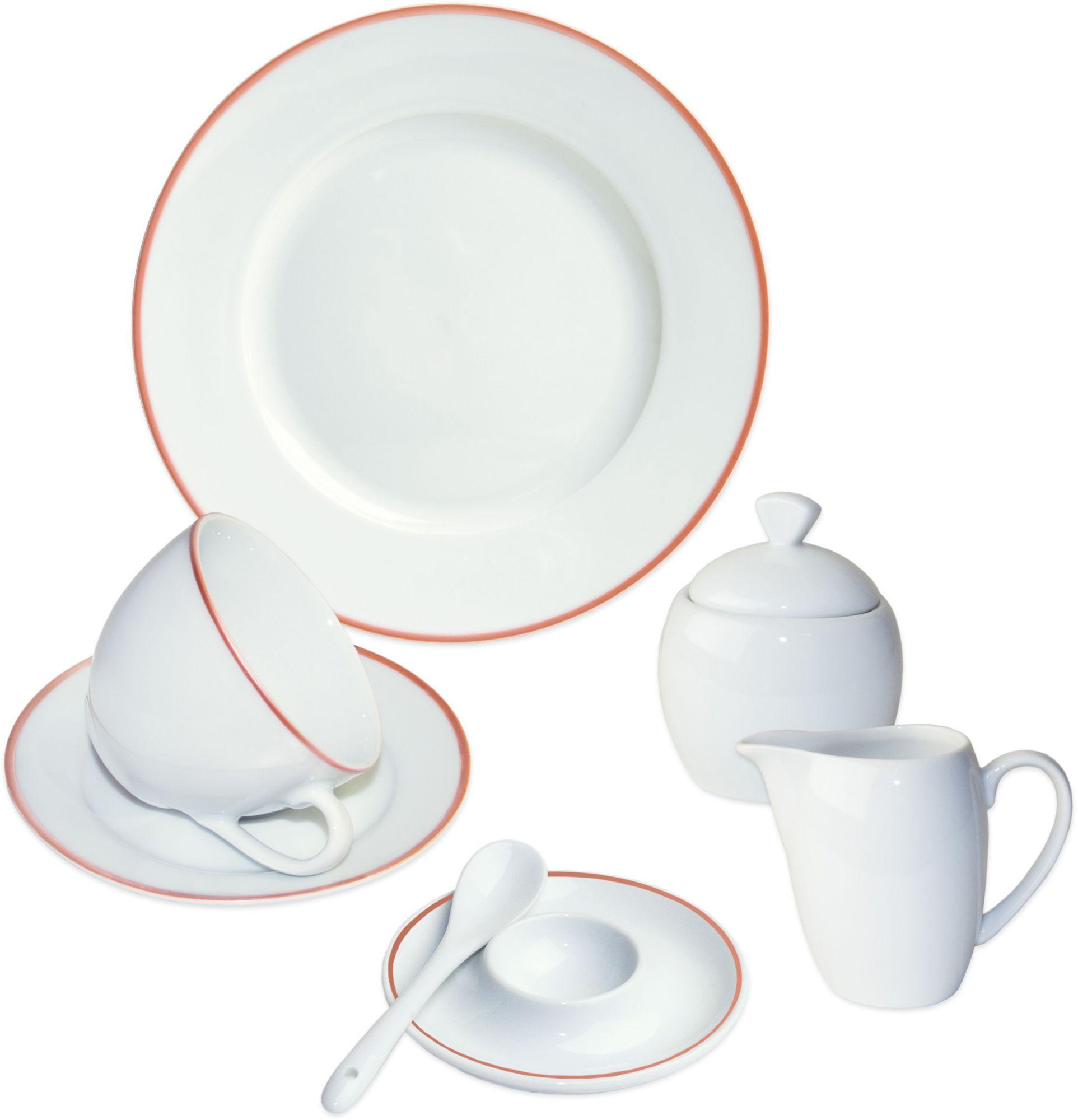 ARTE VIVA  Brunch-Kaffeeservice (32tlg.), design I love®, »GRAZIOSO«