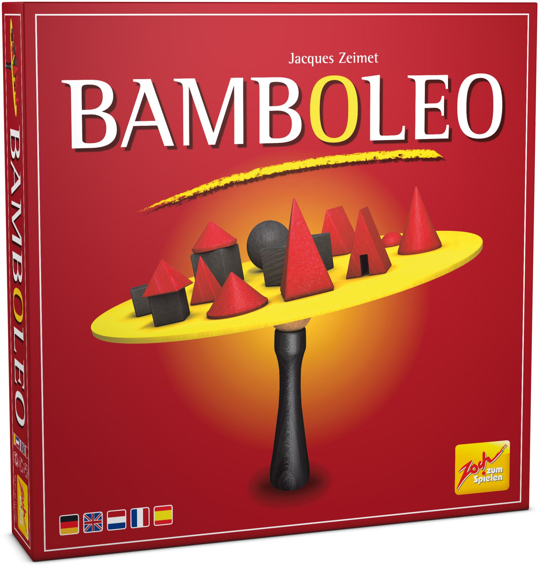 ZOCH Bomboleo, Geschicklichkeitsspiel