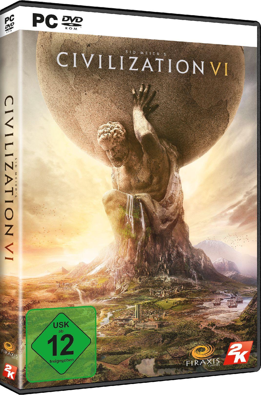 2K  Sid Meier's Civilization VI DayOne Edition »PC«