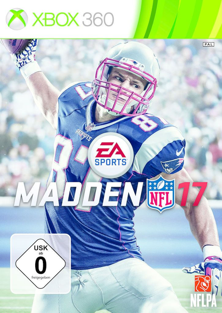 ELECTRONIC ARTS Electronic Arts XBOX 360 - Spiel »MADDEN NFL 17«