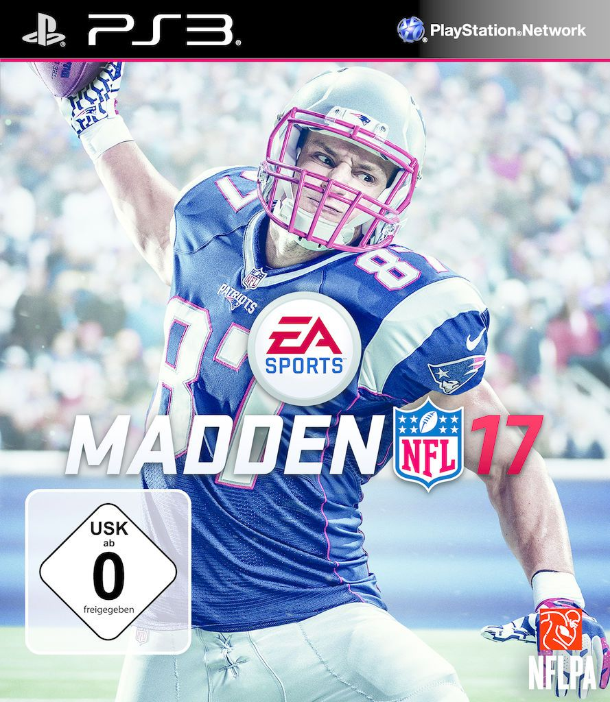ELECTRONIC ARTS Electronic Arts Playstation 3 - Spiel »MADDEN NFL 17«