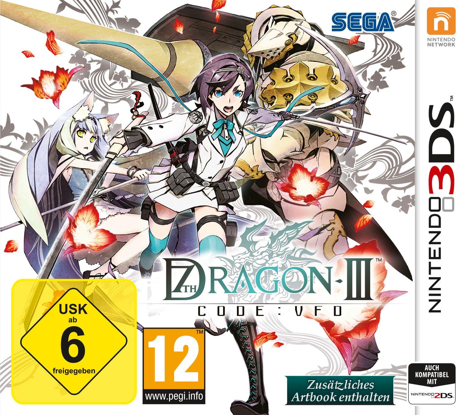 KOCH MEDIA 7th Dragon III (3DS)