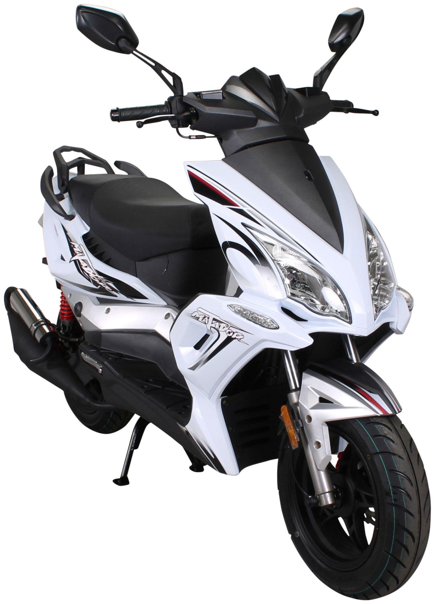 ACTIONBIKES MOTORS Actionbikes Motors Motorroller »Matador«, 50 ccm, 45 km/h