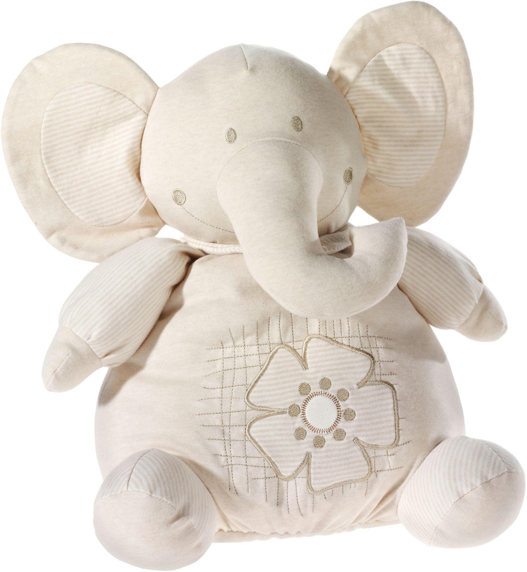 HEUNEC Heunec Kuscheltier, »Be-Oh Babies, Baby Elefant 40 cm«