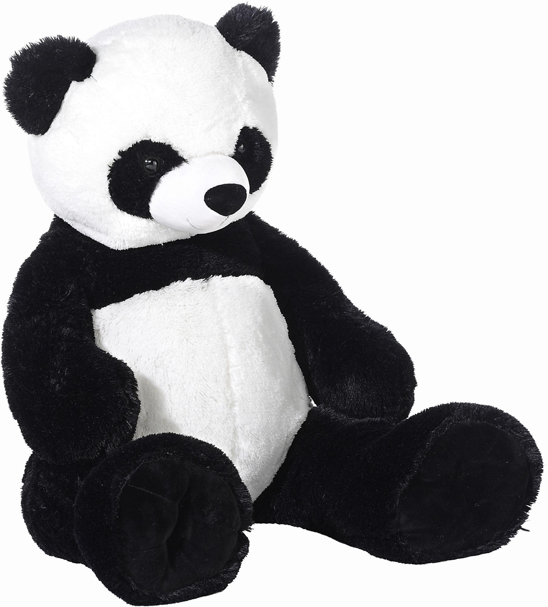 HEUNEC Heunec Kuscheltier, »Panda Bär schlenkernd 100 cm«