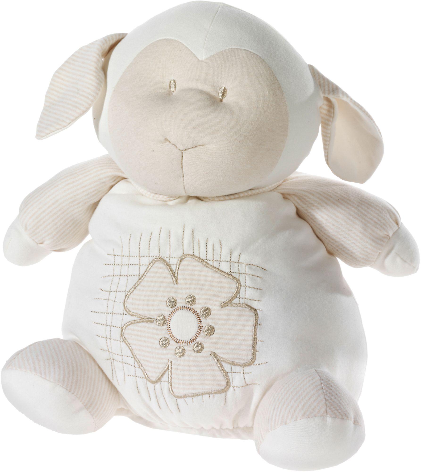 HEUNEC Heunec Kuscheltier, »Be-Oh Babies, Baby Lamm 40 cm«