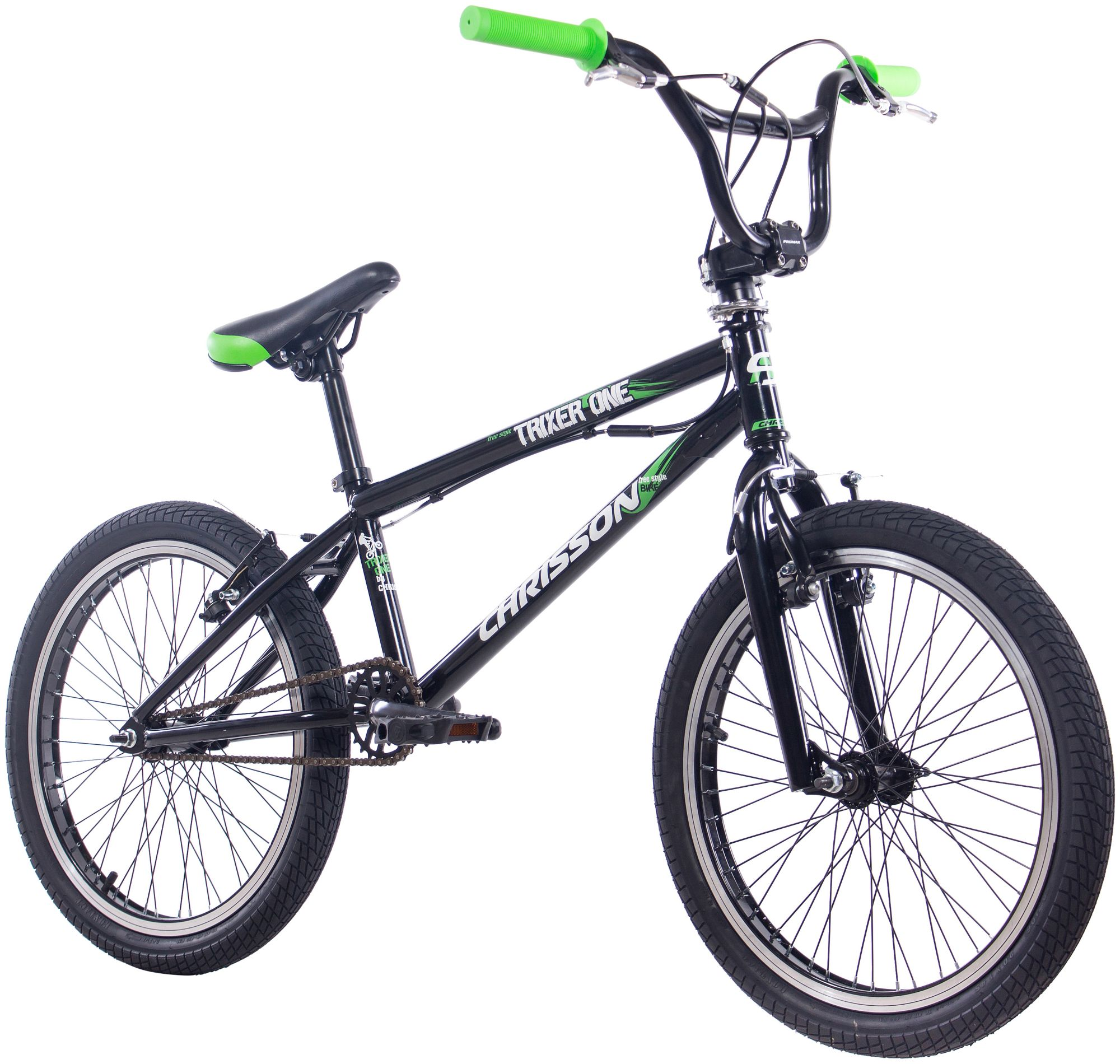 CHRISSON  BMX »Trixier One«, 20 Zoll, 1 Gang, V-Bremsen