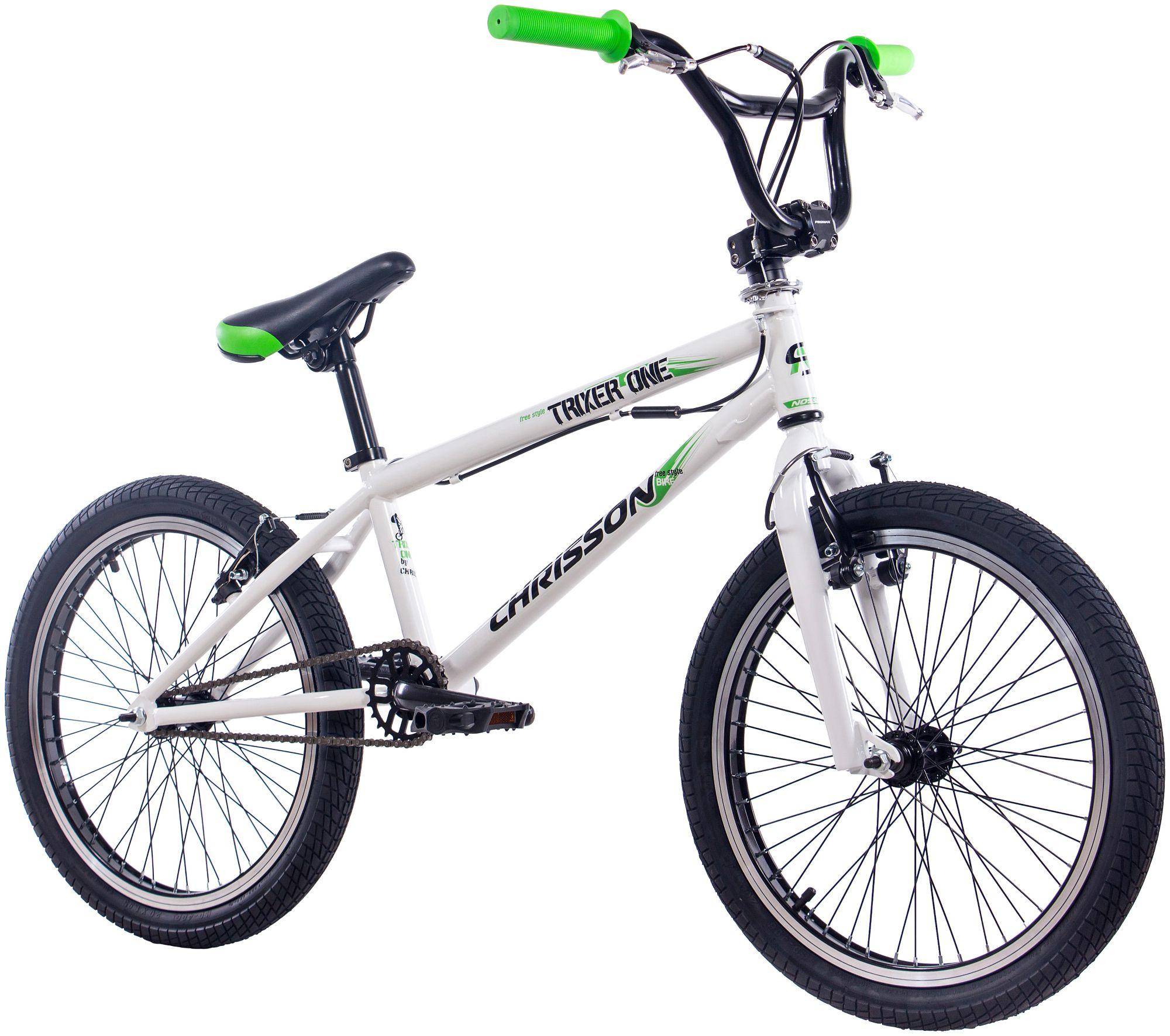 CHRISSON Chrisson BMX » BMX TRIXER ONE«, 20 Zoll, 1 Gang, V-Bremsen