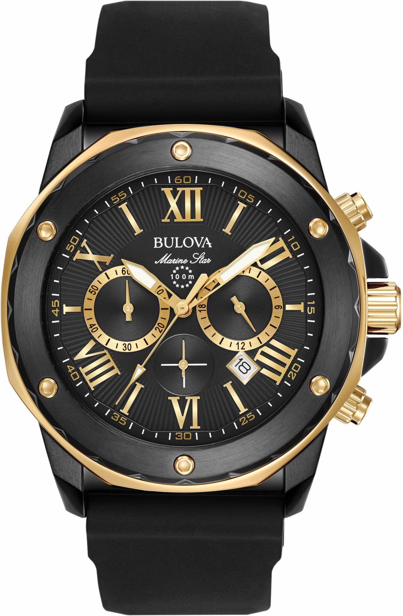 BULOVA Bulova Chronograph »Marine Star, 98B278«