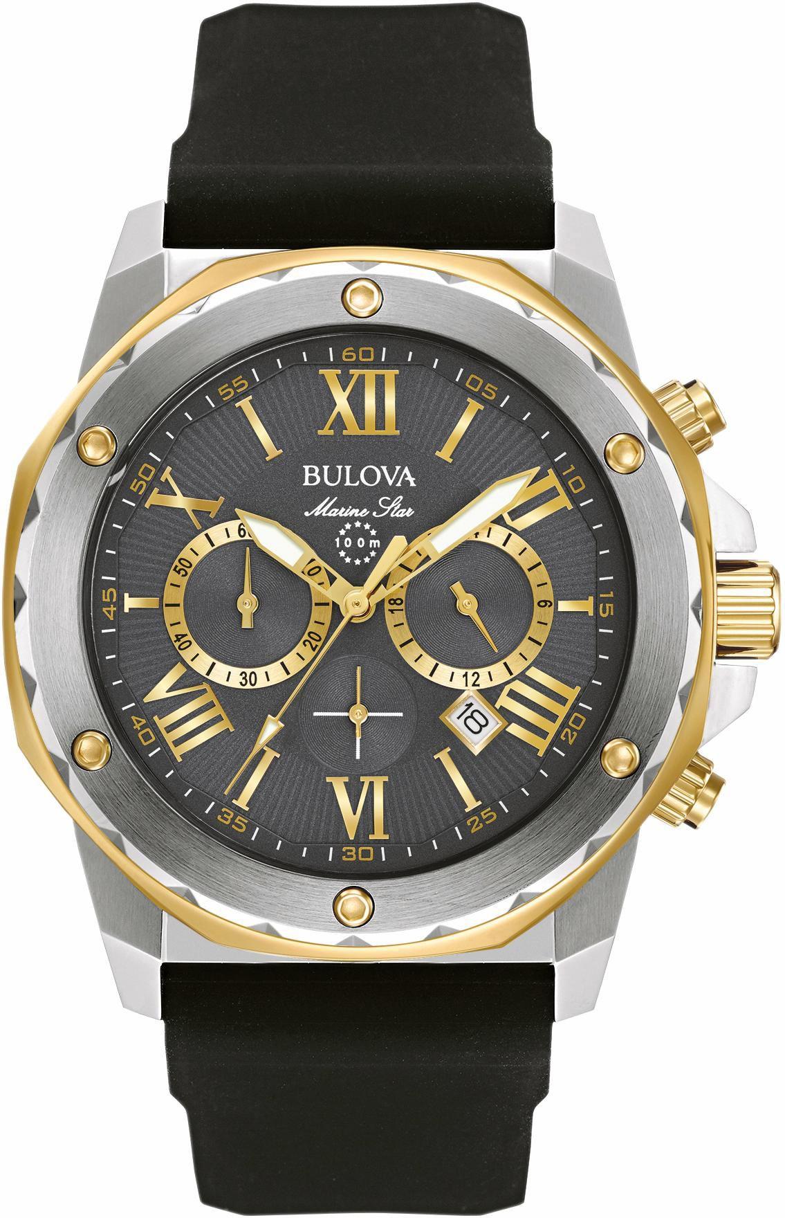 BULOVA Bulova Chronograph »Marine Star, 98B277«