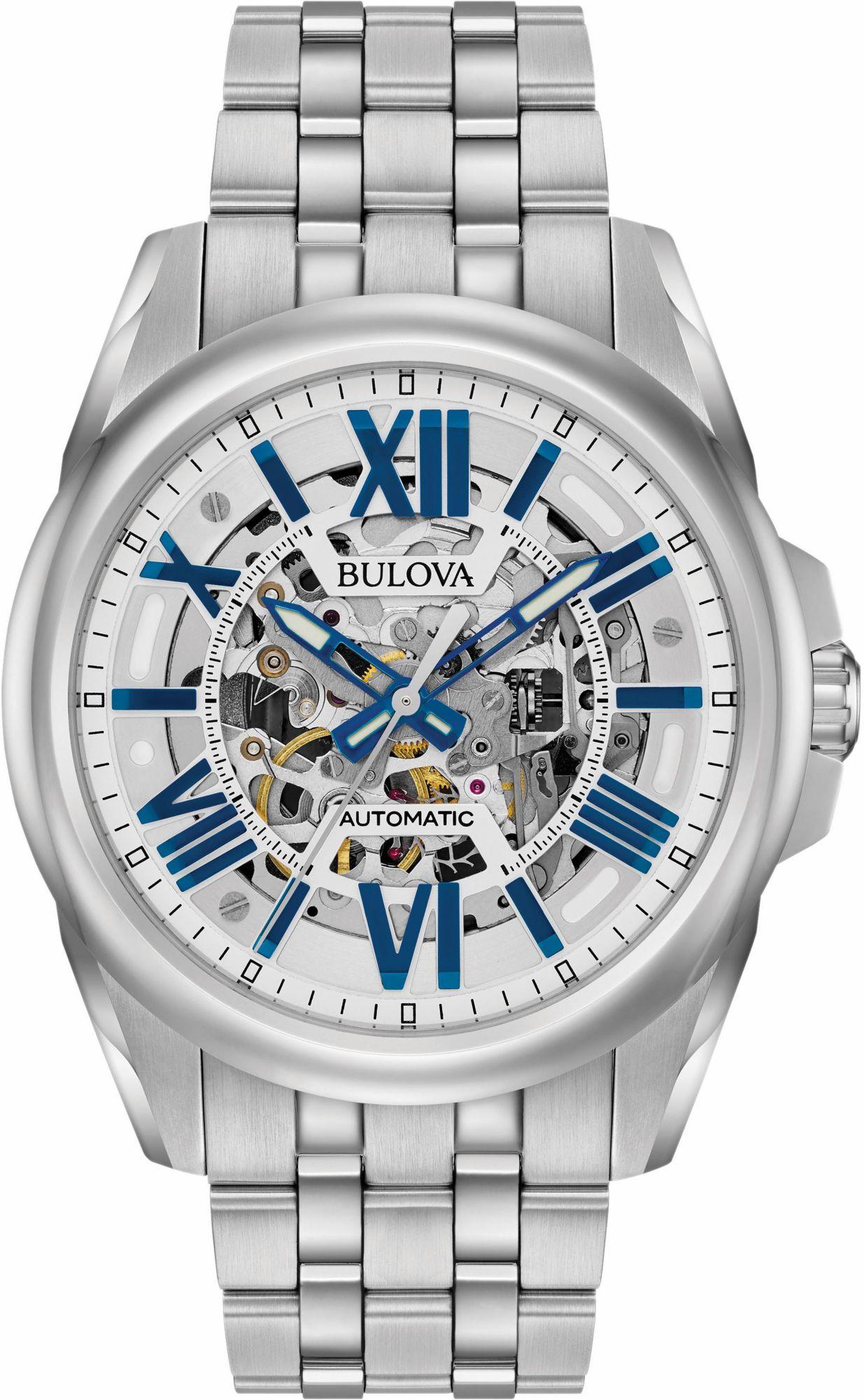 BULOVA Bulova Automatikuhr »Automatics, 96A187«