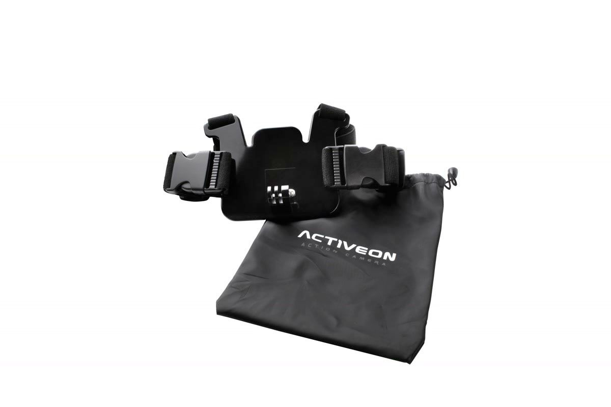 ACTIVEON  Halterung » CHEST STRAP«