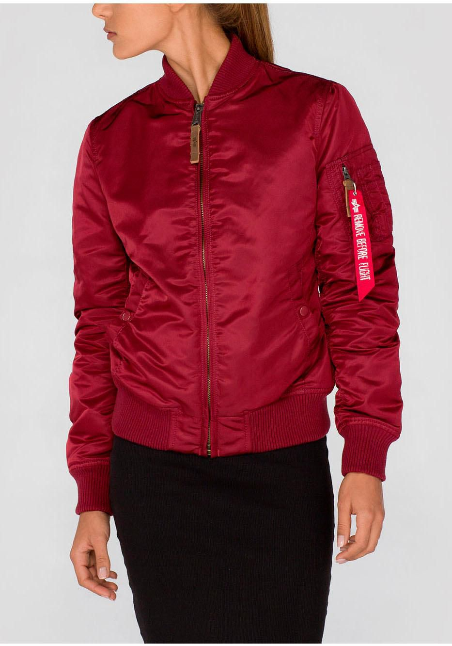 ALPHA INDUSTRIES Alpha Industries Bomberjacke »MA 1 VF 59 Wmn«