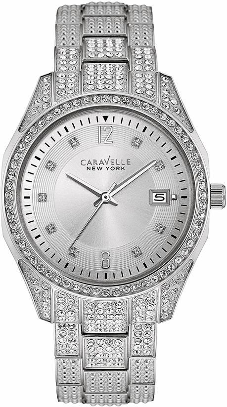 CARAVELLE NEW YORK Caravelle New York Quarzuhr »Boyfriend, 43M112«