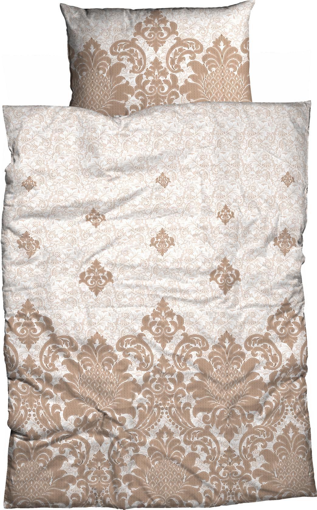 CASATEX Bettwäsche, Casatex, »Versailles«, gemischte Ornamente