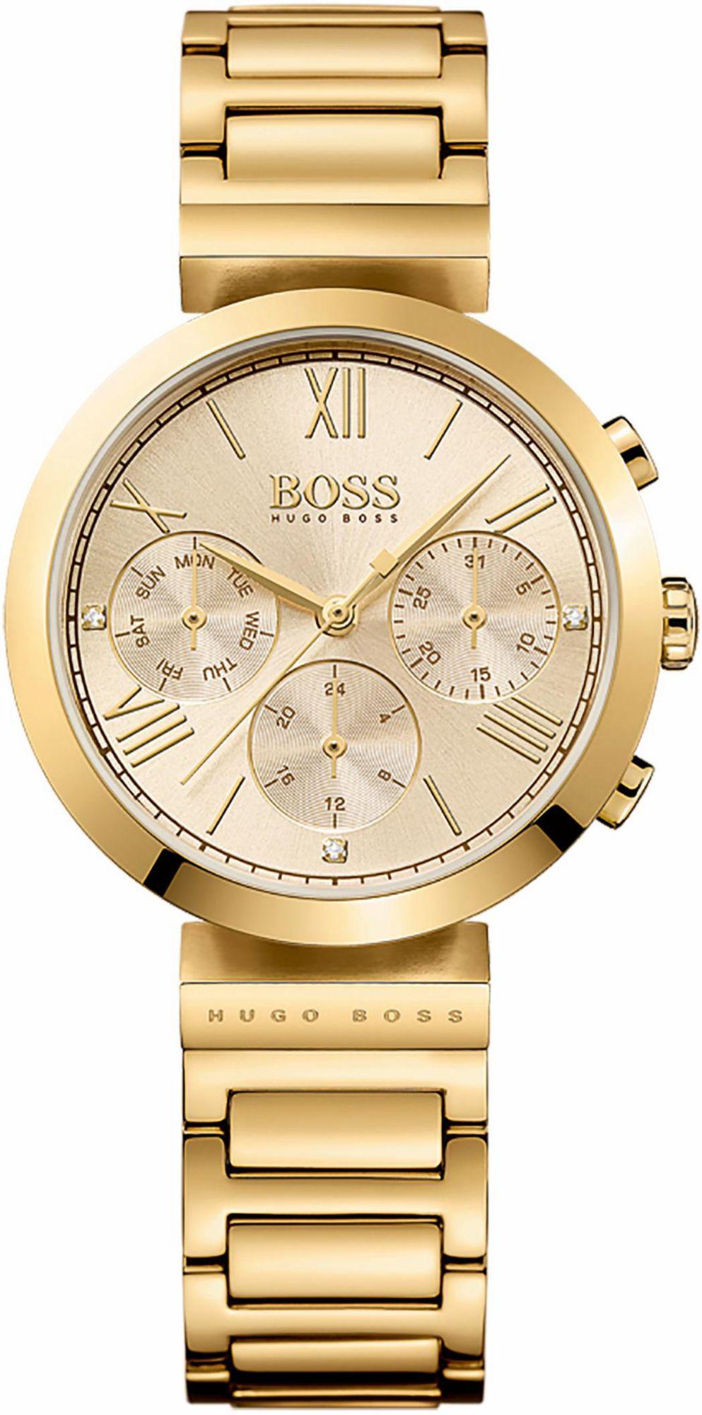 BOSS Boss Multifunktionsuhr »Classic Women Sport, 1502403«