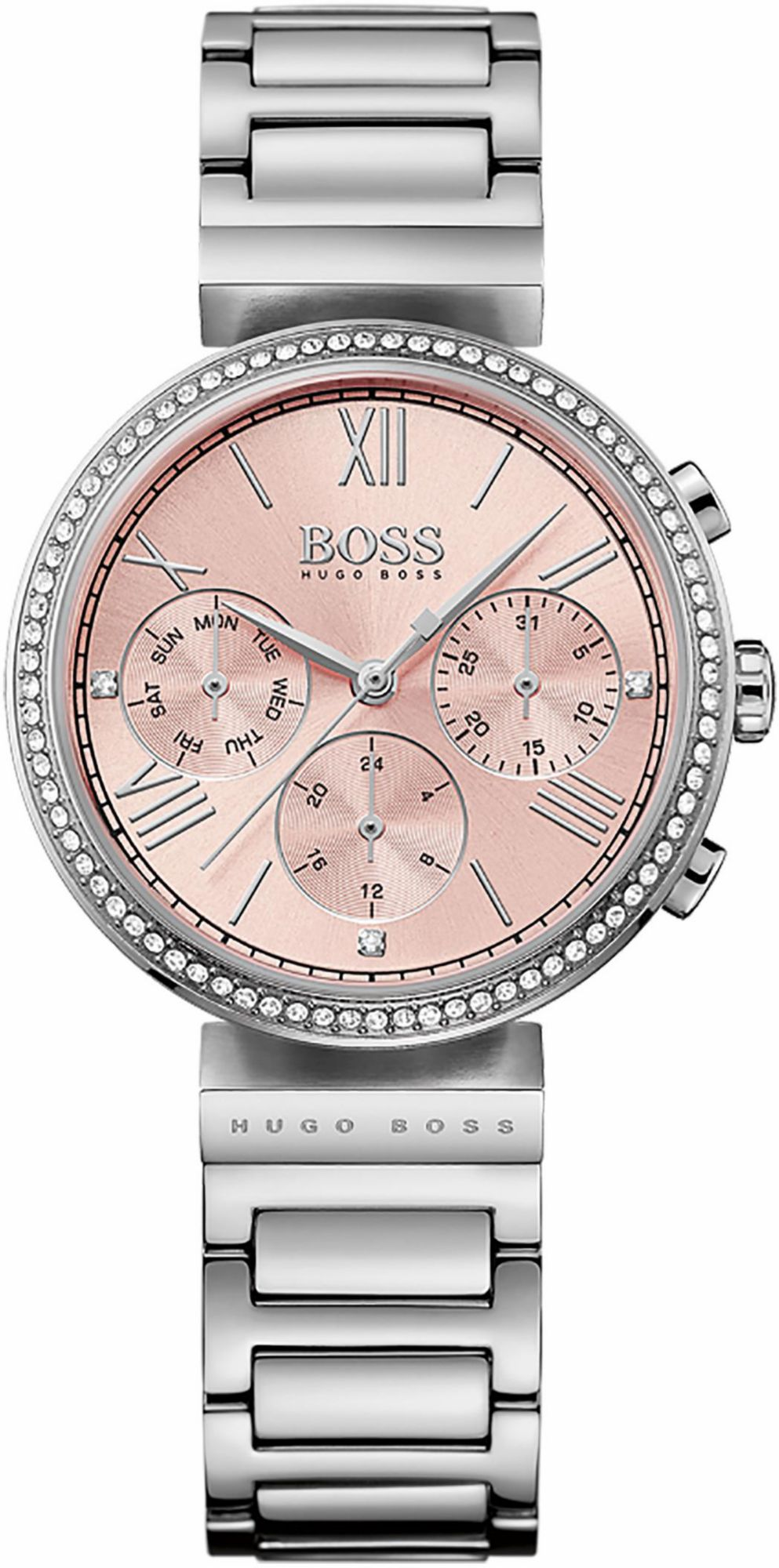 BOSS Boss Multifunktionsuhr »Classic Women Sport, 1502401«