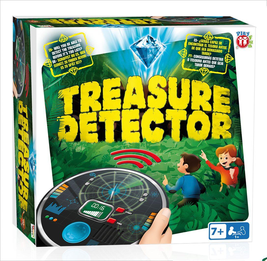 IMC TOYS IMC Toys Elektronisches Spielset, »Tresor Detector«