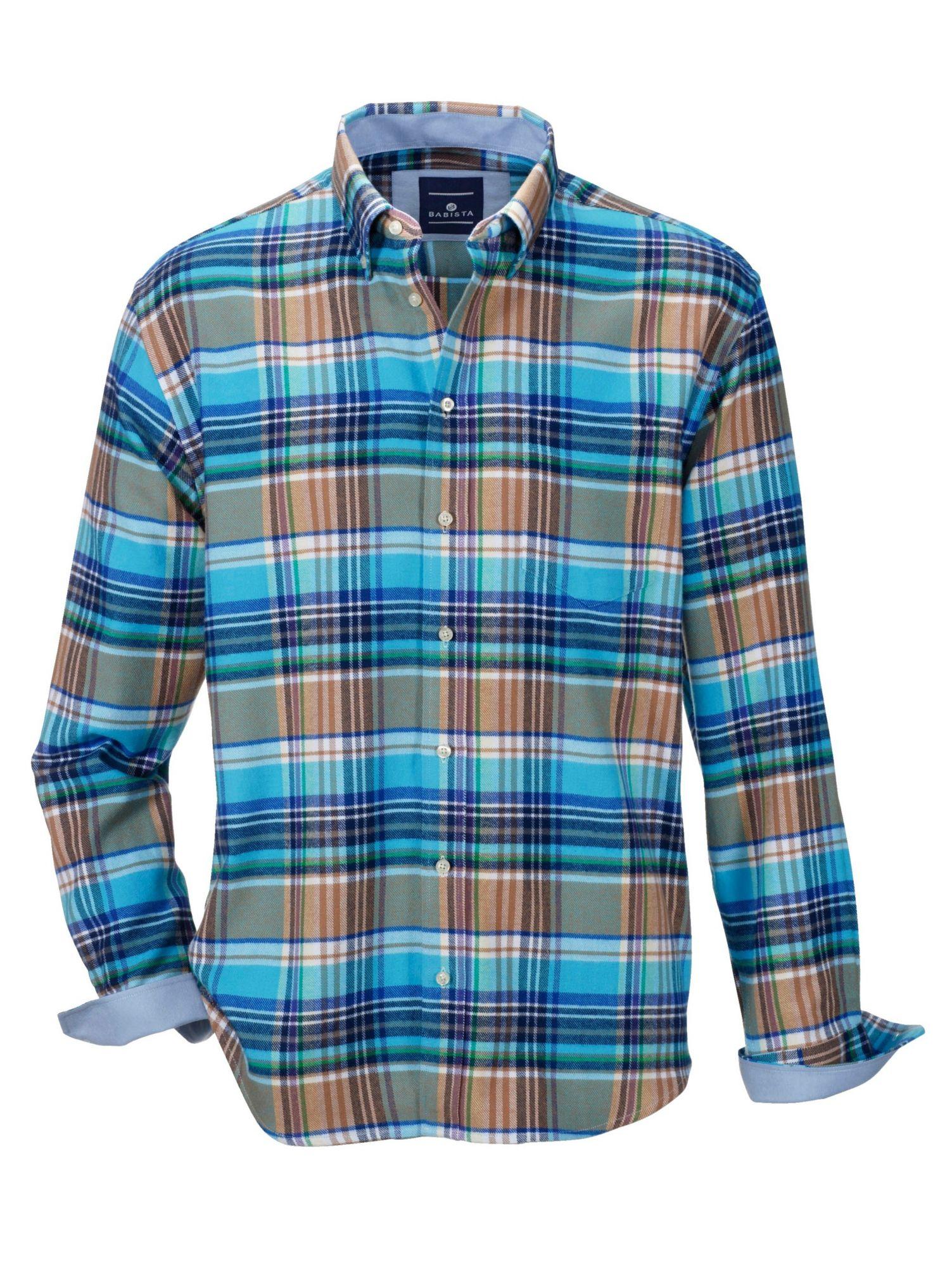 BABISTA Babista Flanellhemd in wärmender Qualität
