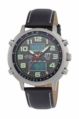 ETT  Funkchronograph »EGS-11301-22L«