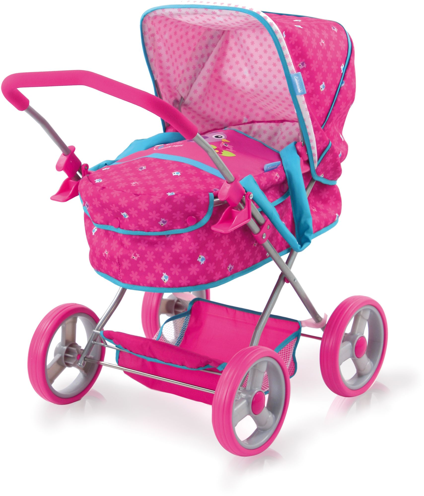 HAUCK TOYS FOR KIDS hauck TOYS FOR KIDS Puppenwagen, »Gini, Birdie Pink«