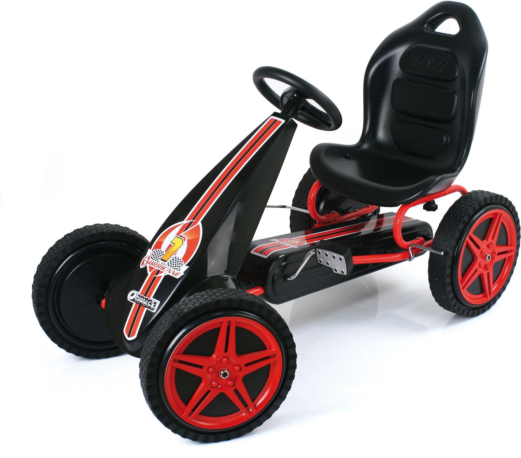 HAUCK TOYS FOR KIDS hauck TOYS FOR KIDS Go-Kart, »Hurricane, Red«