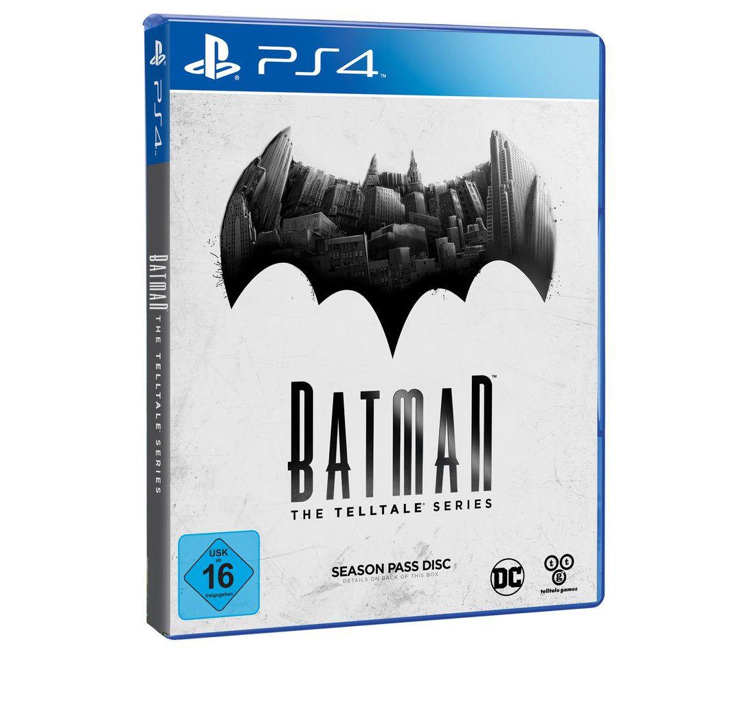 WARNER GAMES Batman: A Telltale Game Series (PS4)