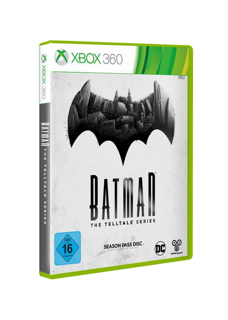 WARNER GAMES Batman: A Telltale Game Series (Xbox 360)