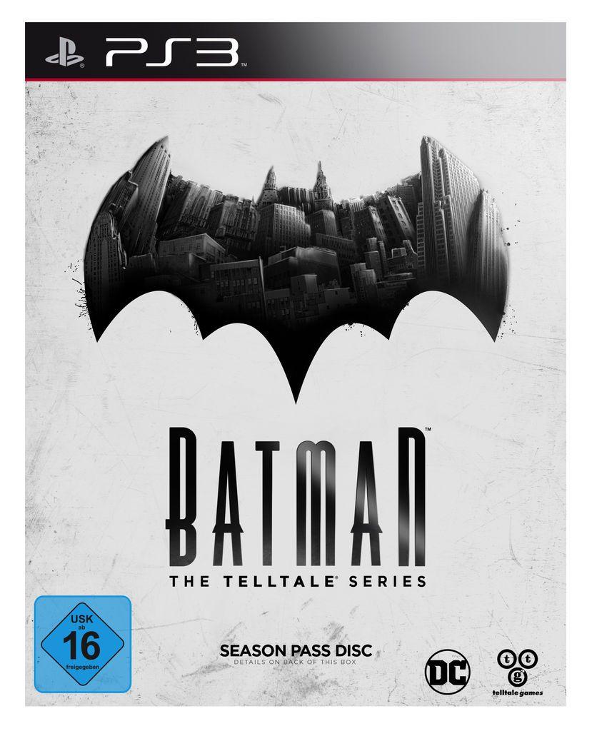 WARNER GAMES Batman: A Telltale Game Series (PS3)