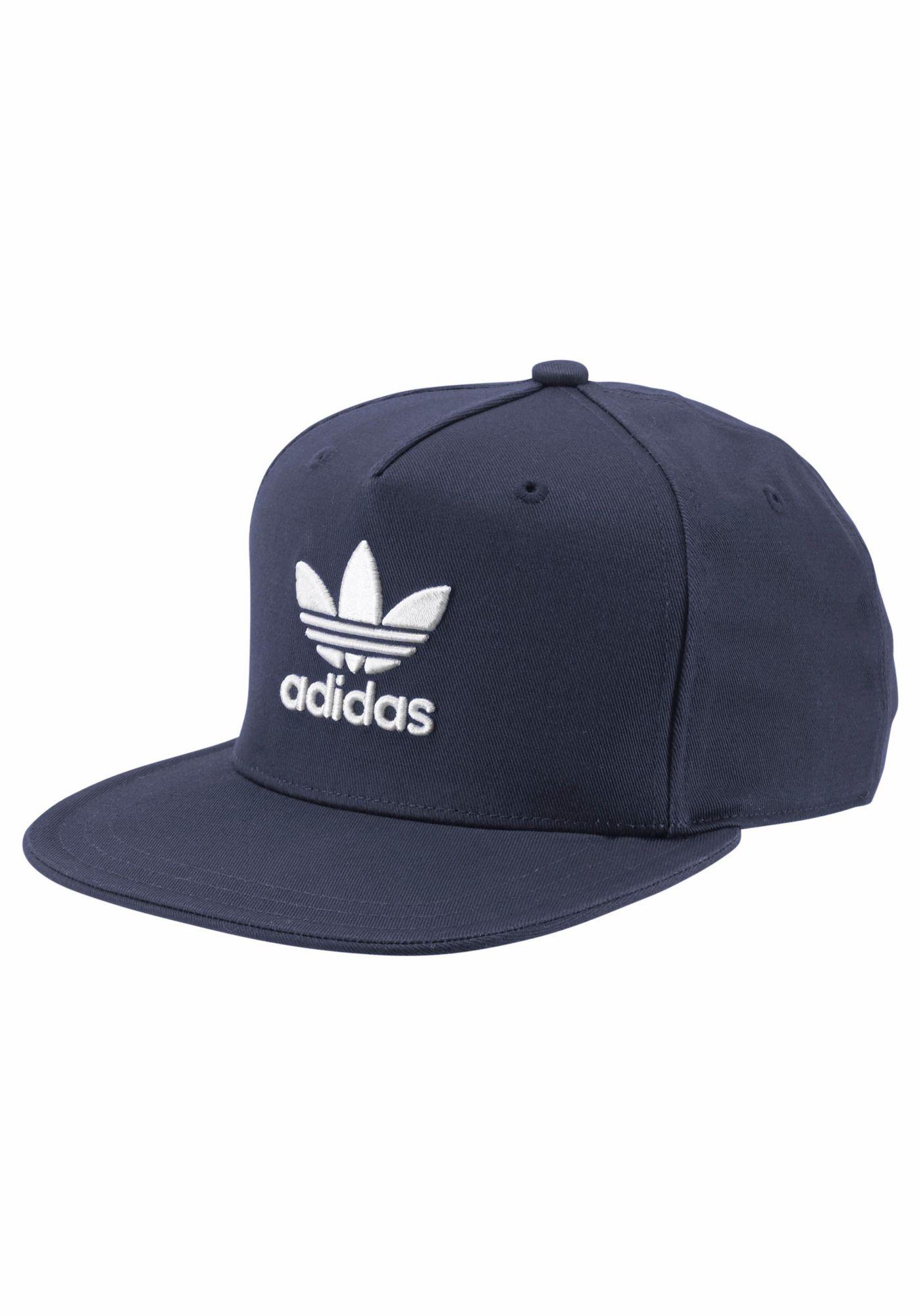 ADIDAS ORIGINALS adidas Originals Flat Cap »TREFOIL SNB CAP«