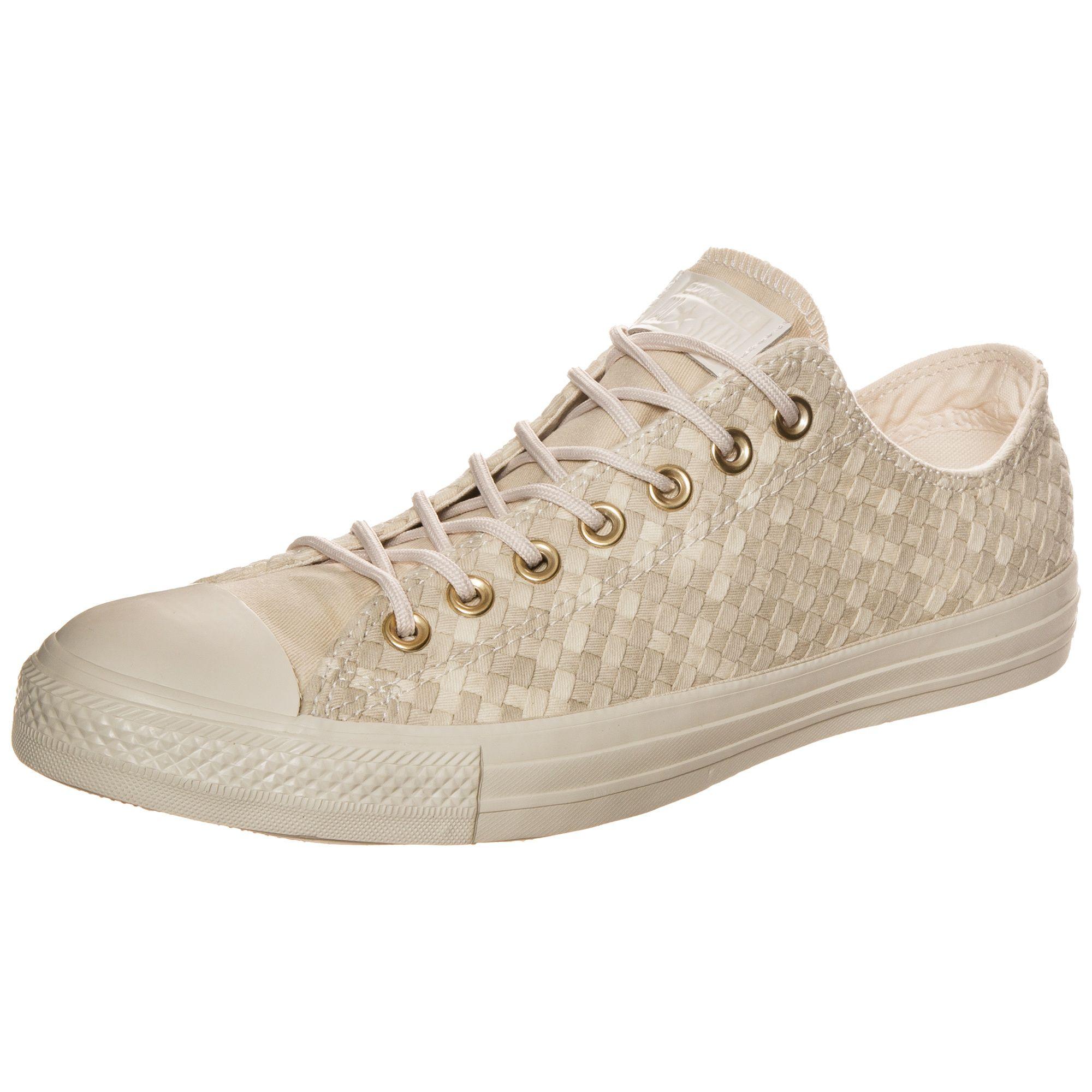 CONVERSE  Chuck Taylor All Star Denim Woven OX Sneaker