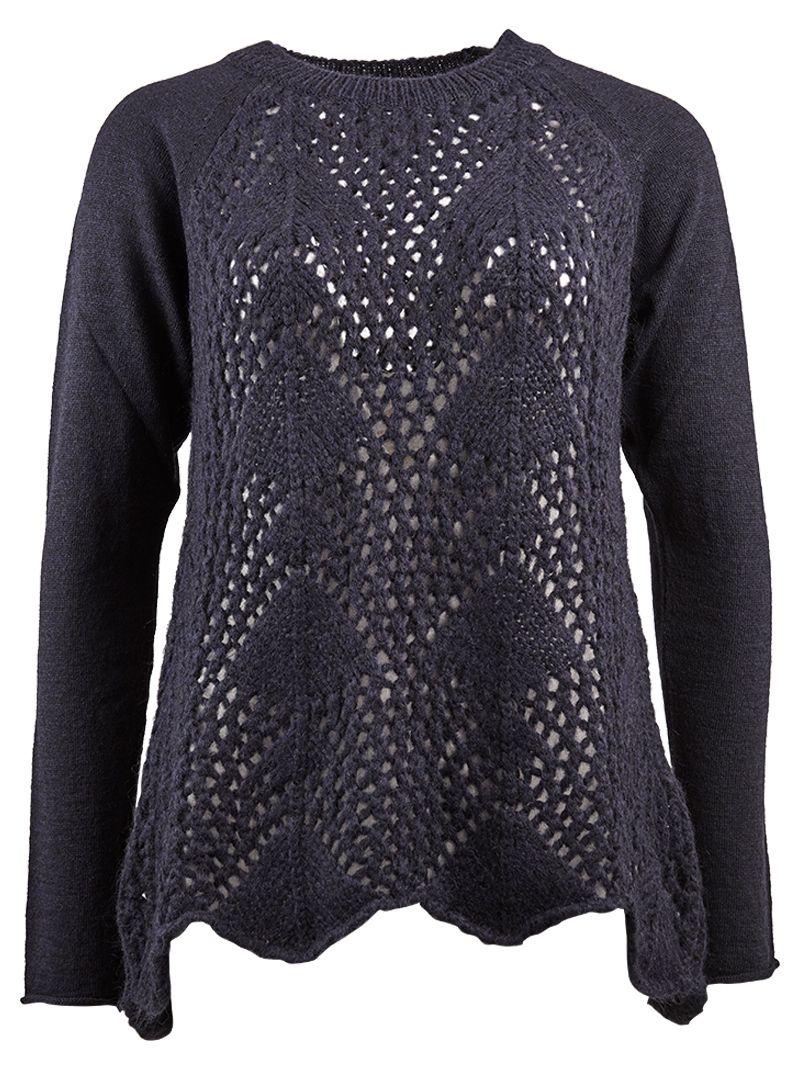 HERRLICHER Herrlicher Pullover »Maira Wool Mix«