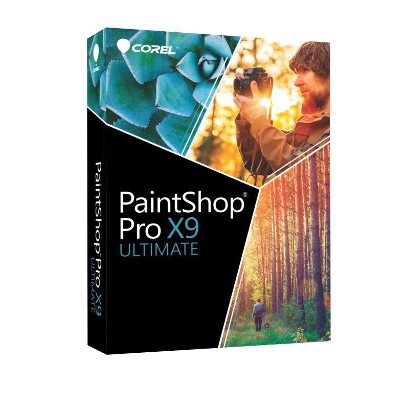 COREL  Bildbearbeitungssoftware »PaintShop Pro X9 Ultimate«