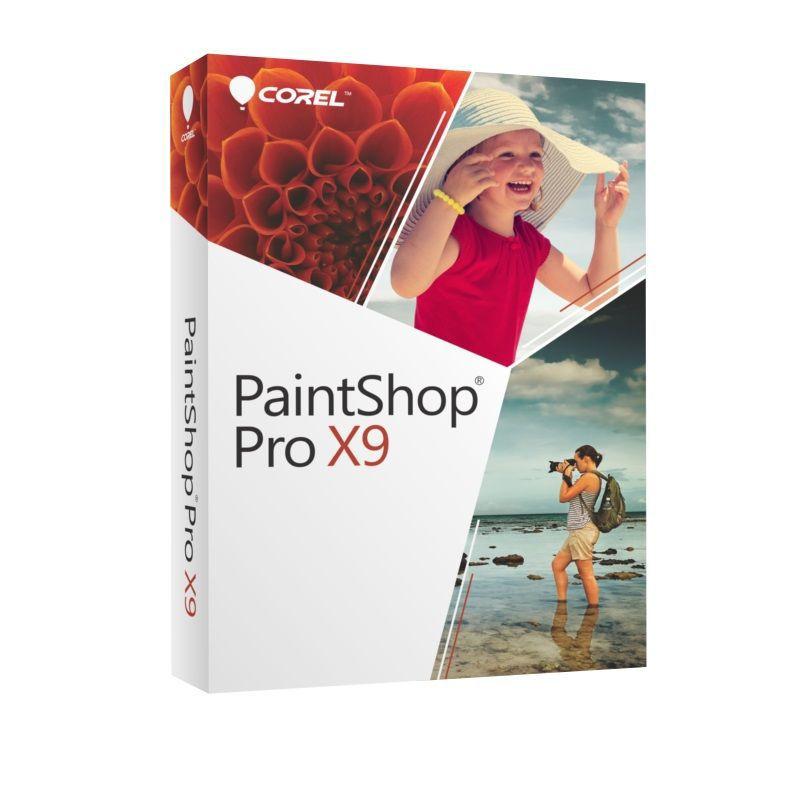 COREL  Bildbearbeitungssoftware »PaintShop Pro X9«