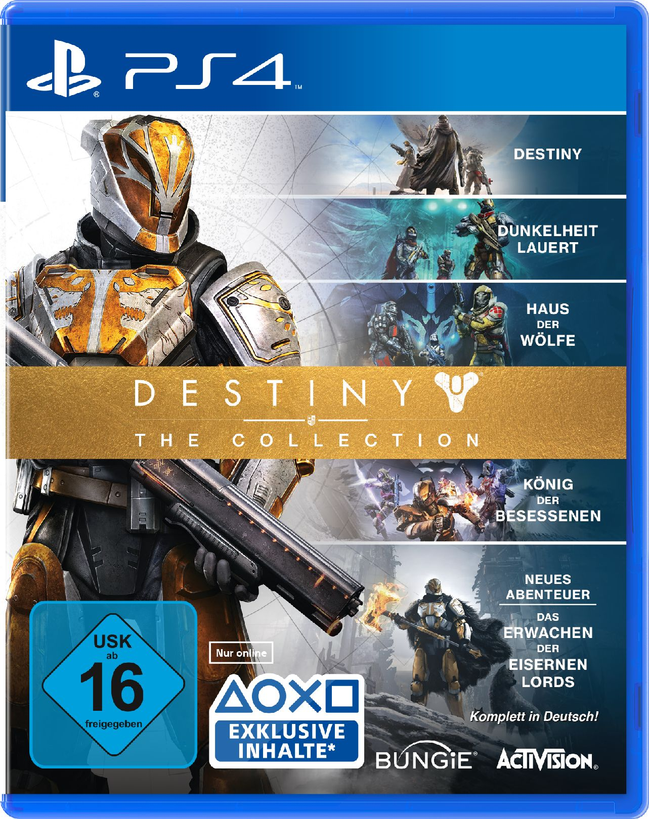 ACTIVISION BLIZZARD  Destiny - The Collection »PS4«