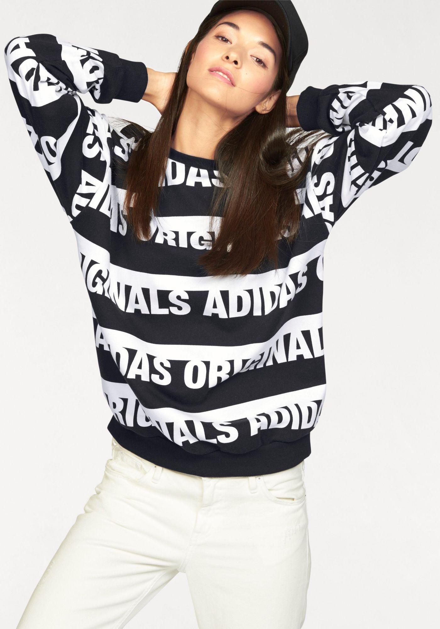 ADIDAS ORIGINALS adidas Originals Sweatshirt »TREFOIL SWEATSHIRT«