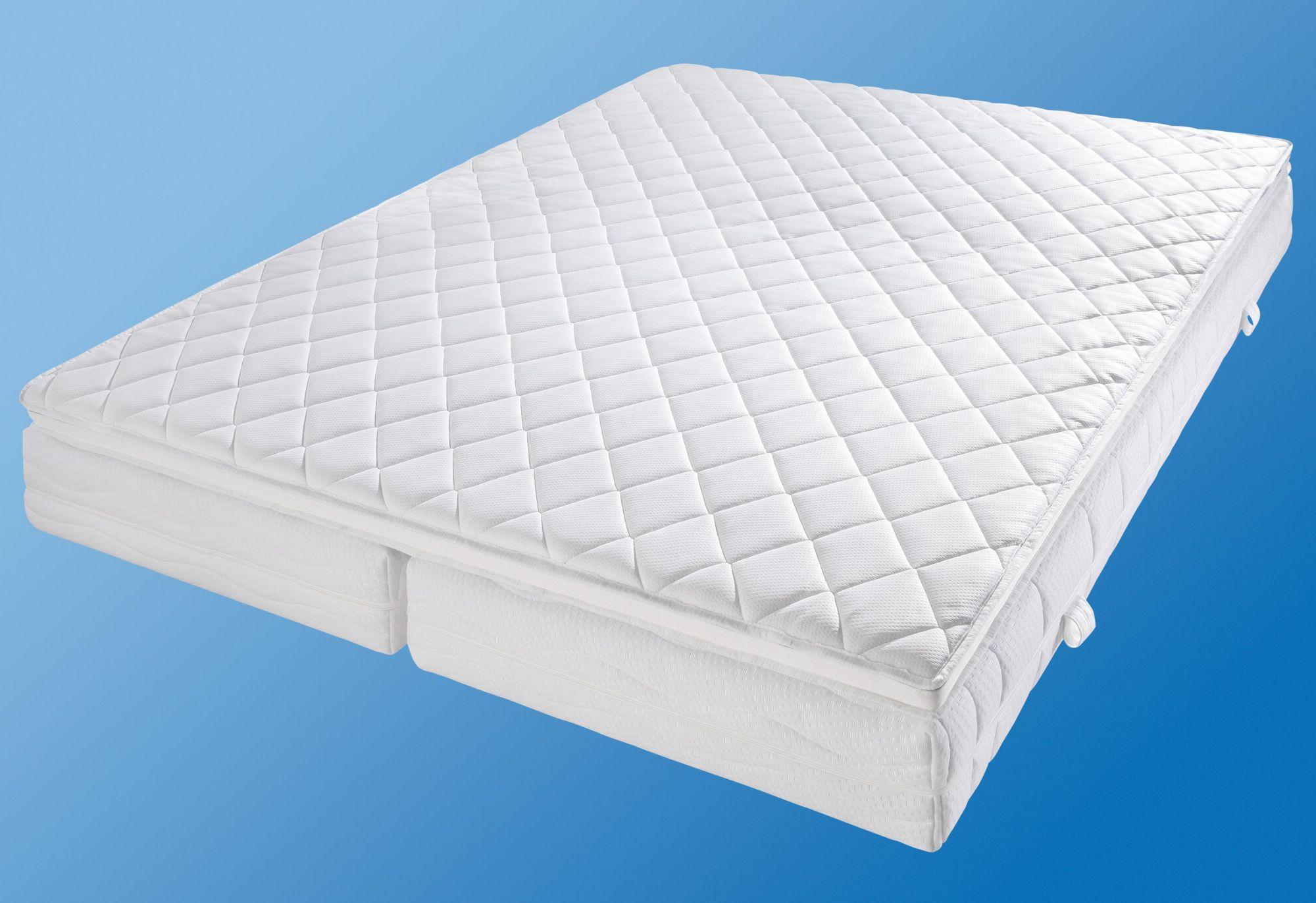 BECO Komfortschaum-Topper, »Komfort Plus«, BeCo, die Aufwertung für ihre Matratze bekannt aus der TV-Werbung
