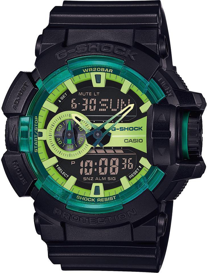 CASIO G SHOCK Casio G-Shock Chronograph »GA-400LY-1AER«