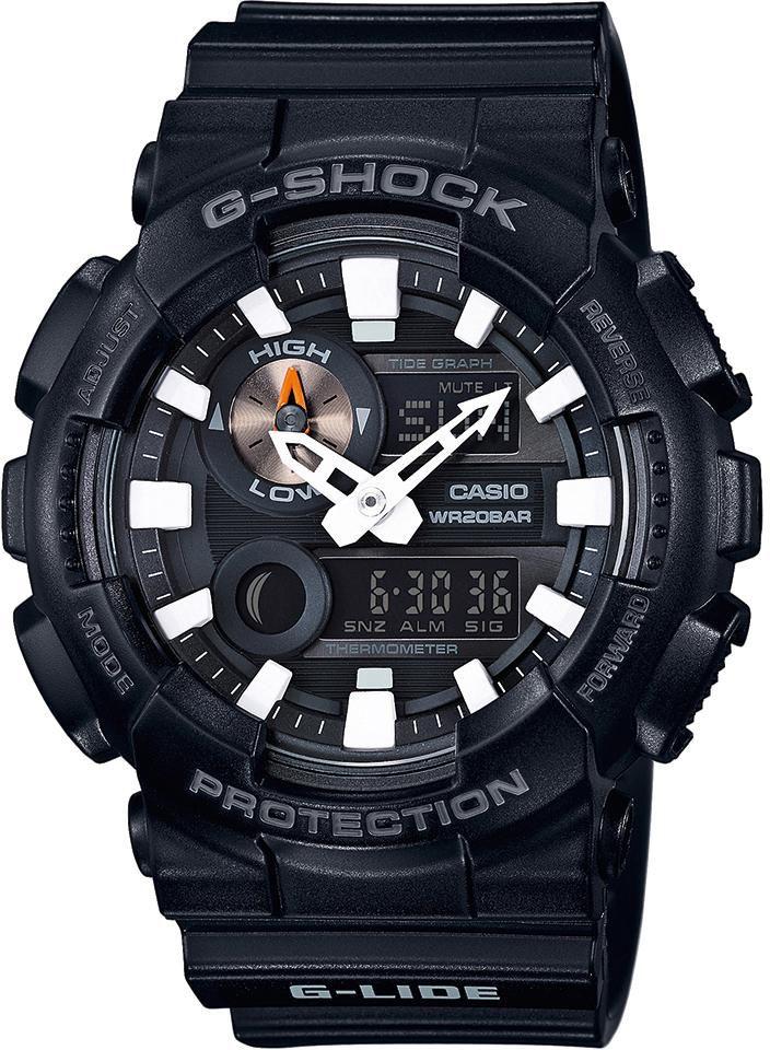 CASIO G SHOCK Casio G-Shock Chronograph »GAX-100B-1AER«