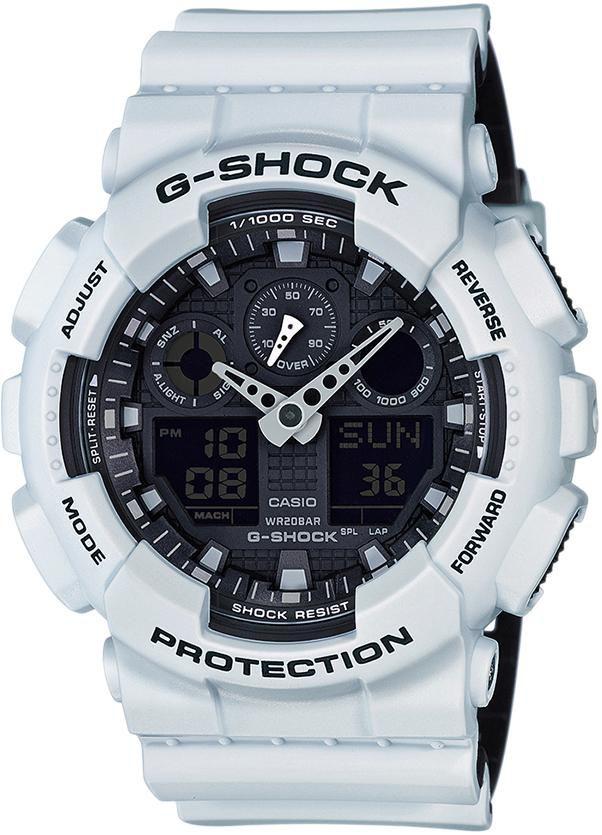 CASIO G SHOCK Casio G-Shock Chronograph »GA-100L-7AER«