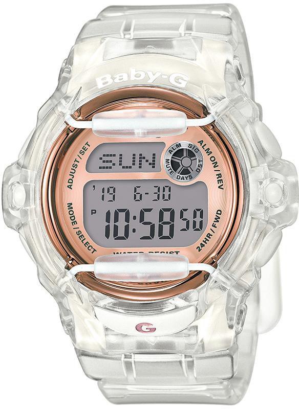 CASIO BABY G Casio Baby-G Chronograph »BG-169G-7BER«