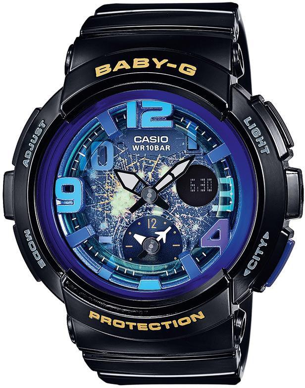 CASIO BABY G Casio Baby-G Chronograph »BGA-190GL-1BER«
