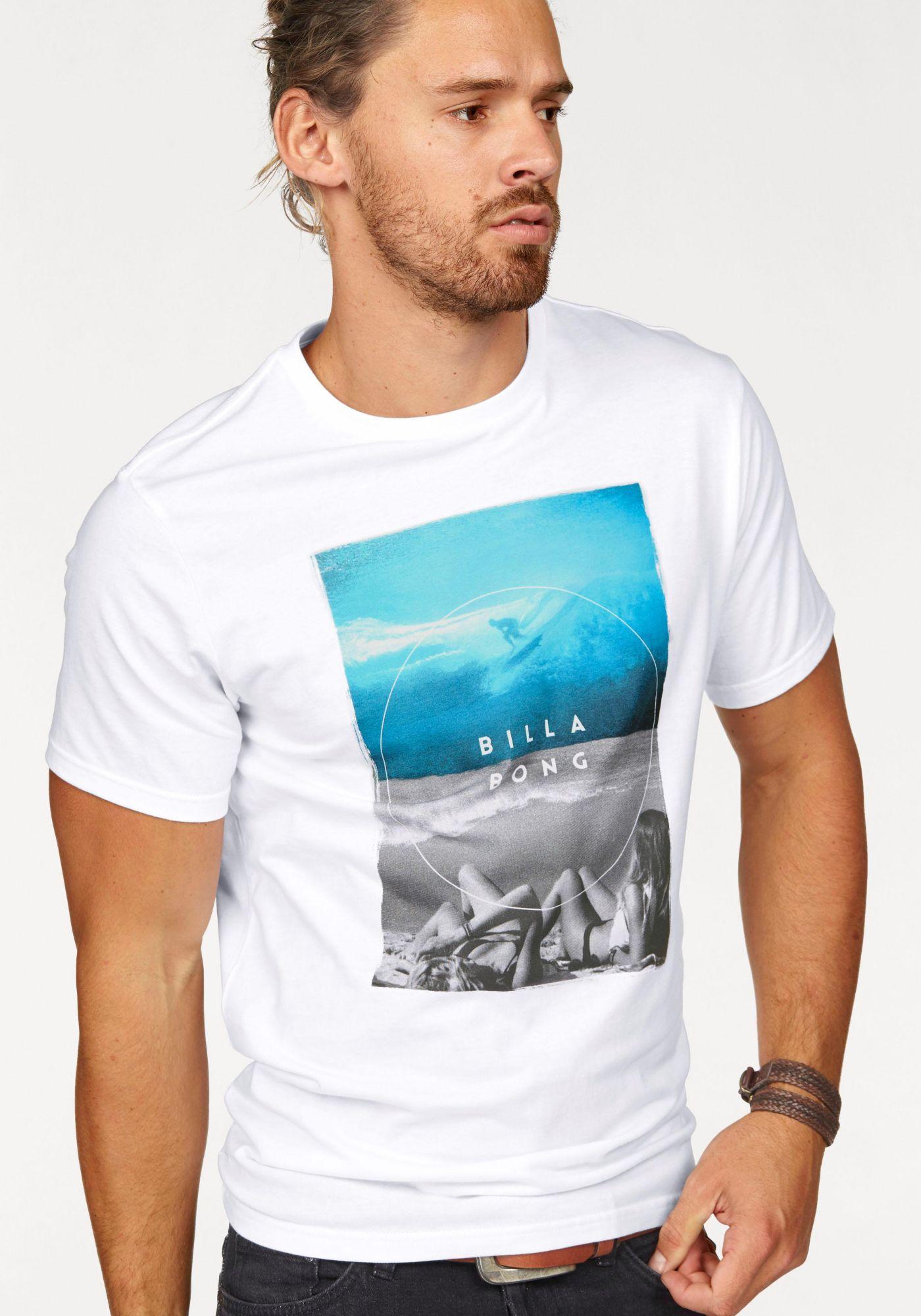 BILLABONG HERREN Billabong T-Shirt »MEMORIES SS TEE«