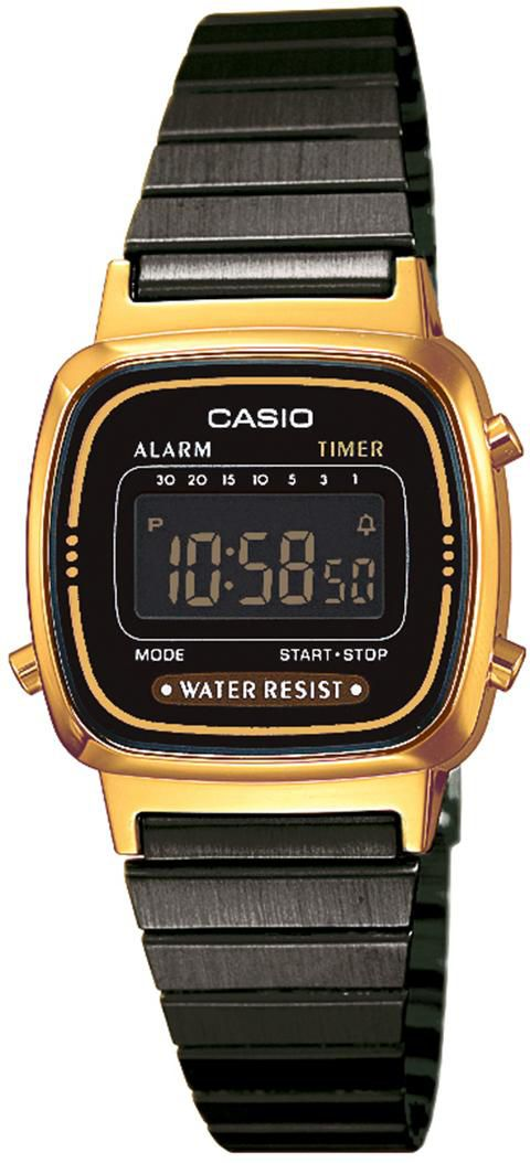 CASIO COLLECTION Casio Collection Chronograph »LA670WEGB-1BEF«